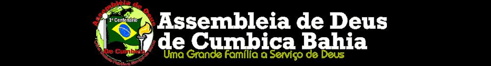 Assembleia de Deus de Cumbica na Bahia