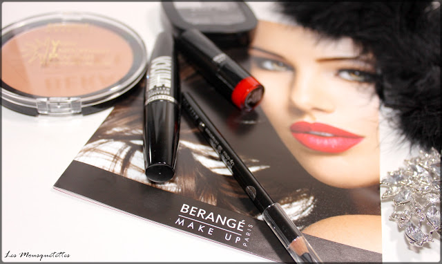 Berangé Make Up Paris - Les Mousquetettes©