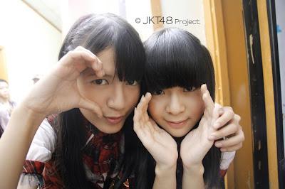 VVCindy Yuvia JKT48 ( Cinvia JKT48  Team KIII )