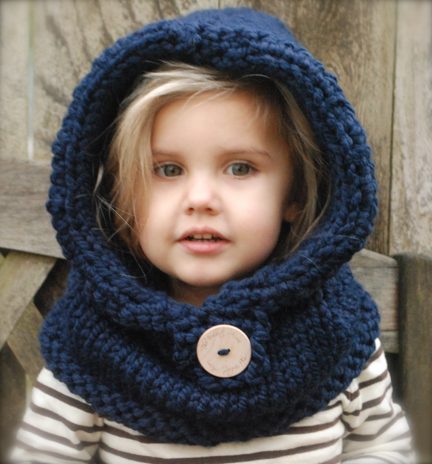 Free Crochet Pattern For Hooded Cowl With Ears : Crochet Hooded Cowl Pattern myideasbedroom.com