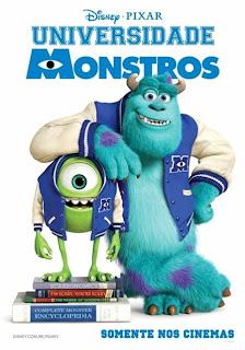 Assistir Universidade Monstros Dublado Online HD