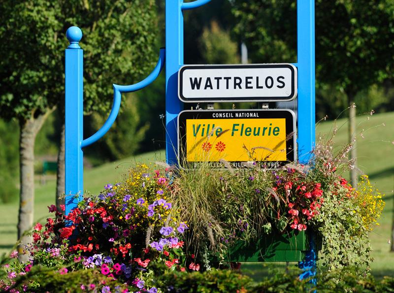 Conocer francia y algo m s primavera en paris for Piscine wattrelos