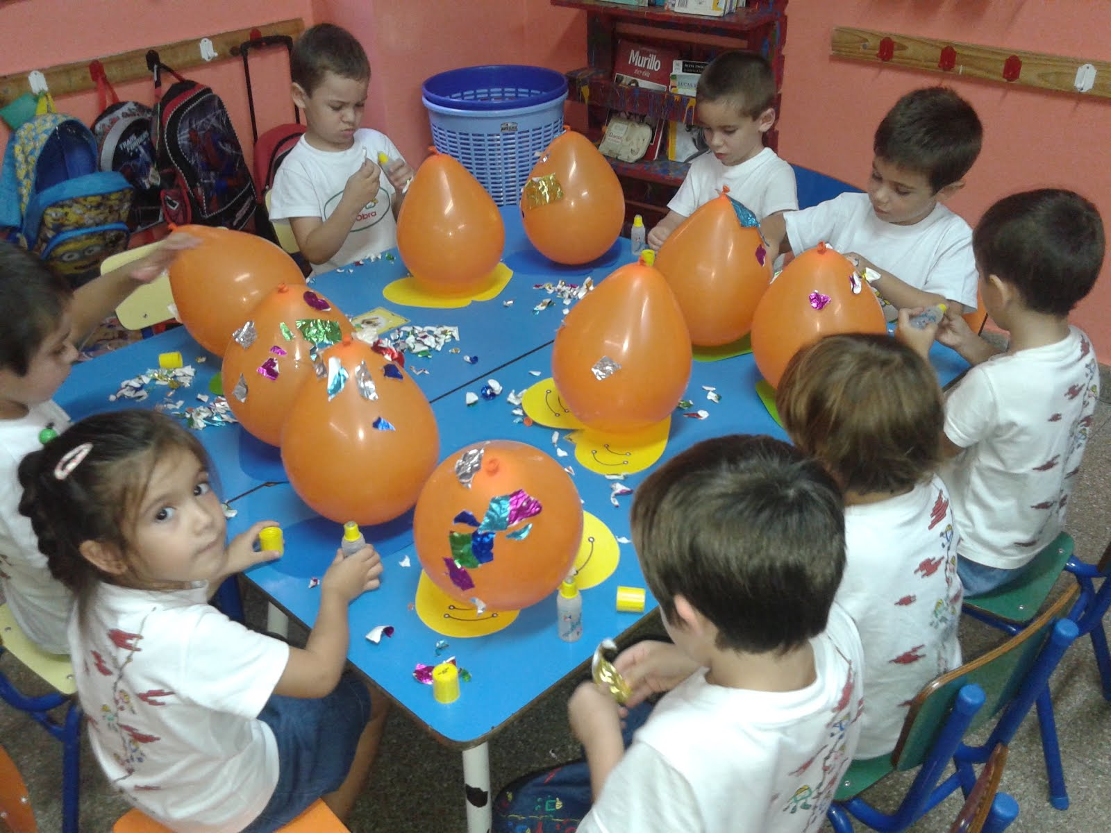 4 TT - DECORANDO GLOBOS - 2015