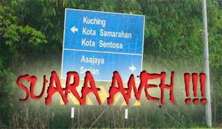 Bunyi 'Aneh Dan Menakutkan Dari Langit' Di Sarawak Dapat Perhatian Dunia