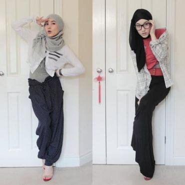 Hijab Street Diary Hijab Fashion Designer