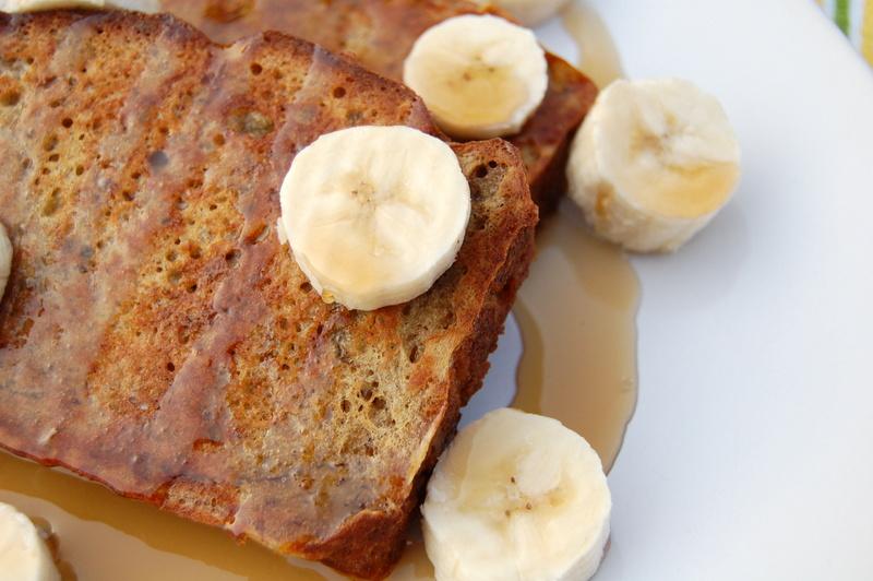 Banana Bread French Toast 365 Days Of Baking