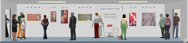 "<img src=""http://4.bp.blogspot.com/-oy5jz8KwlGU/UqH7L301MhI/AAAAAAAARLI/GsS-x1-PEUE/s1600/Gloria+Mor%C3%A1n+Mayo.png"" alt="" Sala de exposición virtual de pinturas de Gloria Morán Mayo""/>"