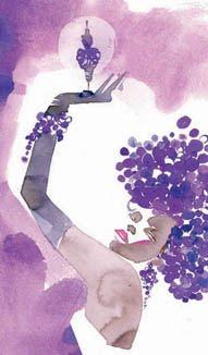 Grape Gaultier