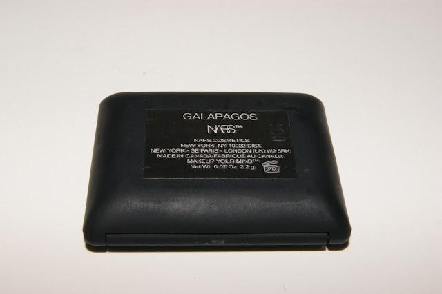 Nars Galapagos Eyeshadow