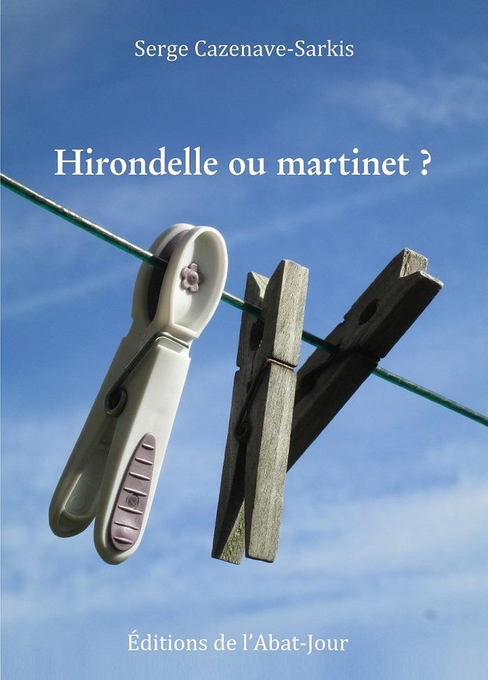 """""""Hirondelle ou martinet?"""" ed. de l'Abat-Jour"""