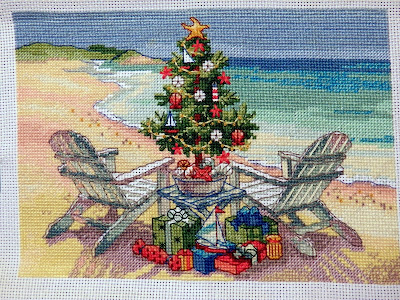 """Christmas on the Beach"""