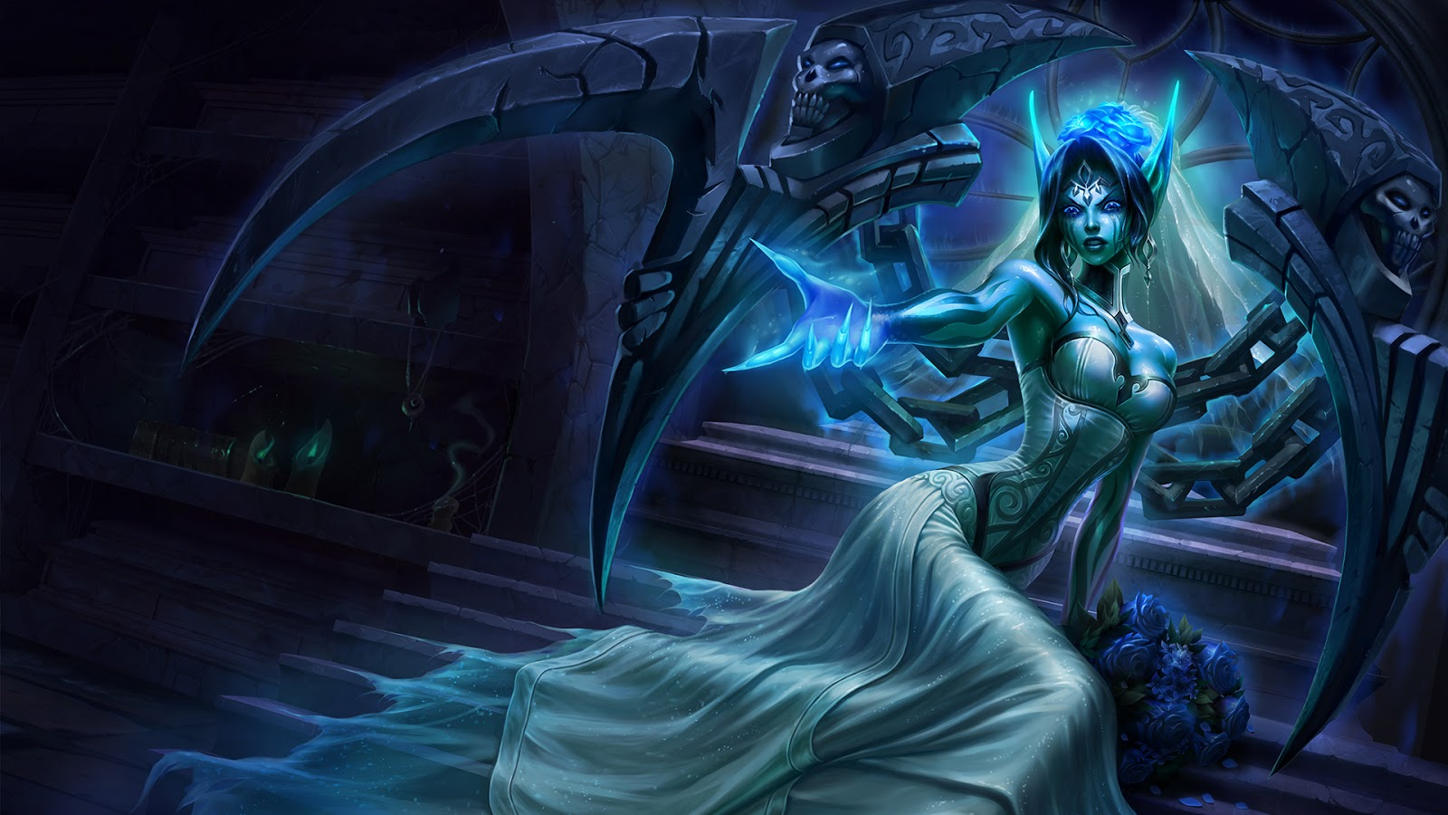 Surrender at 20: Ghost Bride Morgana haunting soon
