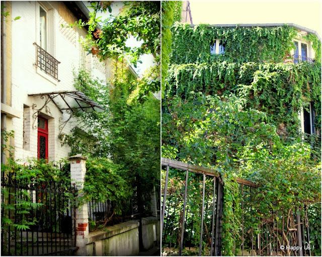 Paris 13ème - Square des Peupliers