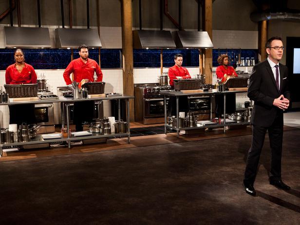 Iron Chef America | TV Guide