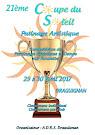 21ème Coupe du Soleil 2017  a DRAGUIGNAN