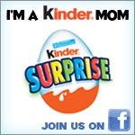 Kinder Mom Ambassador Badge