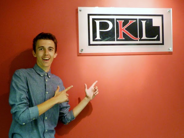 PKL | Joe on Work Experience