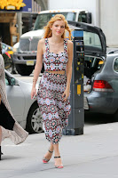 Bella Thorne – Out and about in NYC