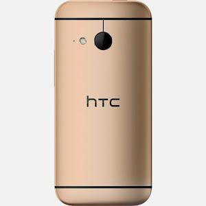 HTC One mini 2 rear