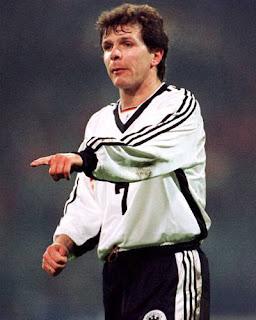 Möller é ídolo no Borussia e um dos personagens marcantes do futebol