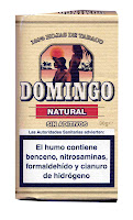 Tabaco sin aditivos Domingo Natural