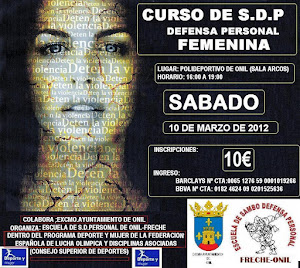 CURSOS S.DEFENSA PERSONAL  FEMENINA