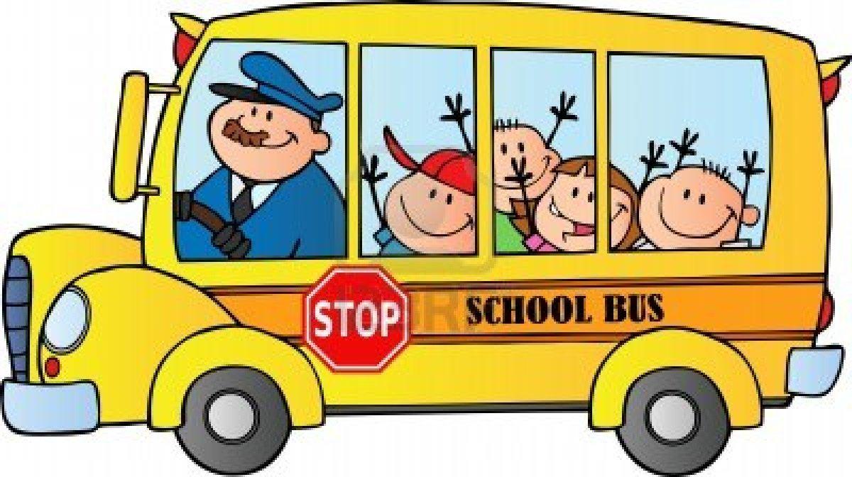 clipart school bus field trip - photo #18