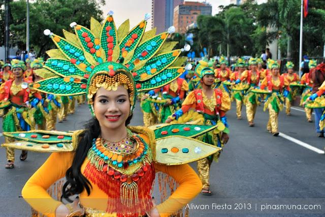 Aliwan Fiesta 2013 Mango Festival