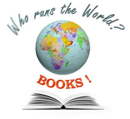 Projecto Who Runs The World _ Books