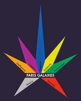 Logo de Paris Galaxies