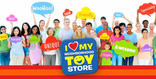 neighborhood toy store