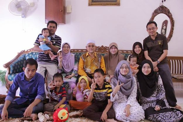 Keluarga Sihat Ceria dgn Set Kesihatan Keluarga Shaklee