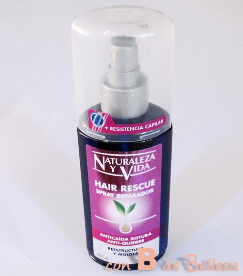 Spray reparador Naturvital