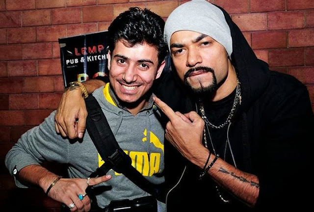 BOHEMIA The Punjabi Rapper - Live at LEMP 14