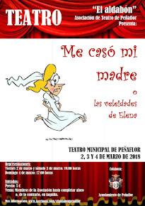 "Teatro: ""Me casó mi madre"" Grupo ""El Aldabón"""