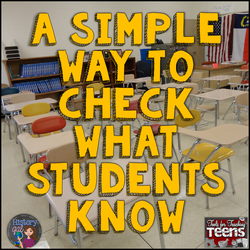 http://www.tools4teachingteens.com/video-blog/a-simple-checkpoint-method