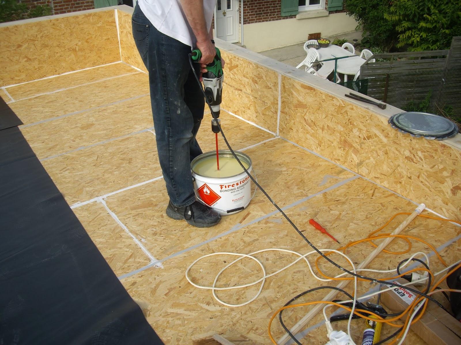 Notre auto construction passive maison ossature bois m - Comment isoler un plancher bois ...