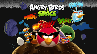 What is Microgravity used in Angry Birds Space? (Powered By NASA ...