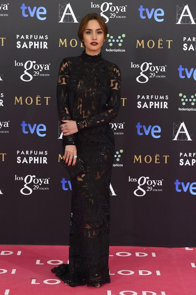Gala Goya 2015