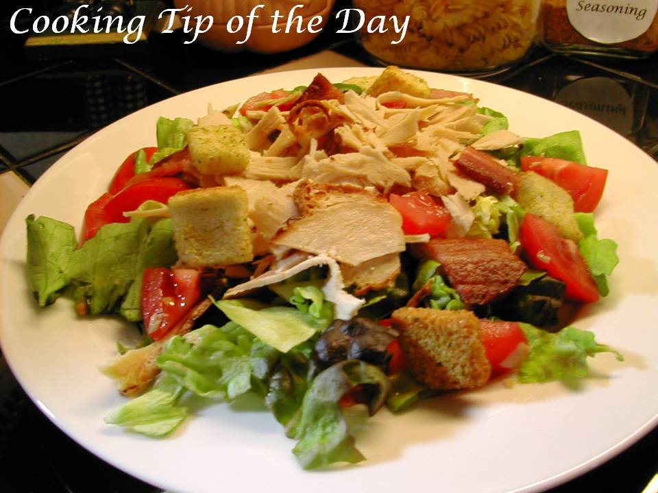 Turkey Club Sandwich Salad Recipes — Dishmaps