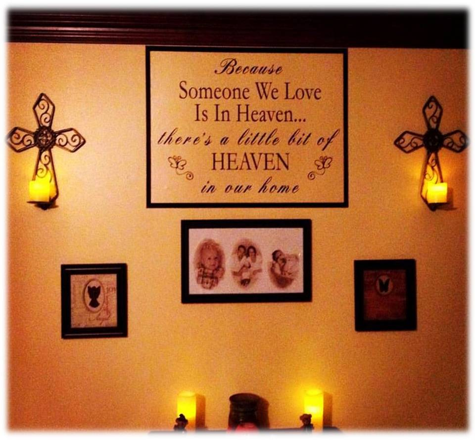 Remember our loved ones memorial ideas tribute wall tribute wall jeuxipadfo Choice Image