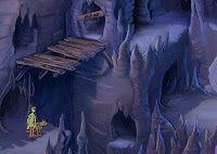 Scooby_doo Creepy Cave Cave-in jogo online