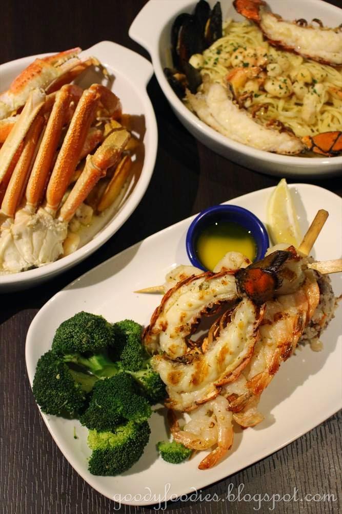 Goodyfoodies Red Lobster Malaysia Intermark Mall Kuala