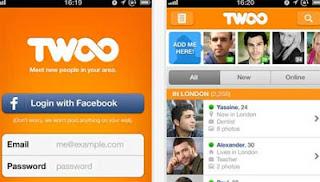 app twoo i phone