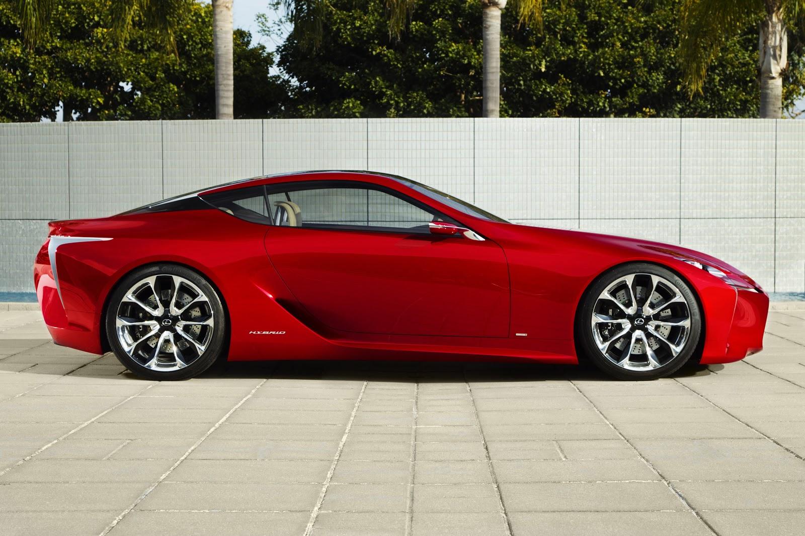 Lexus Lc Sport : cars gto 2012 lexus lf lc sport coupe concept ~ Gottalentnigeria.com Avis de Voitures