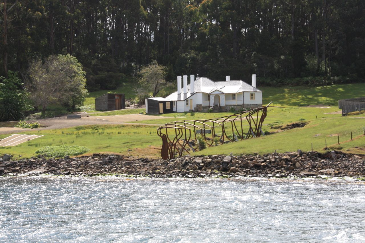 Gasman Downunder  Tasmania  2nd Nov Pm  Port Arthur