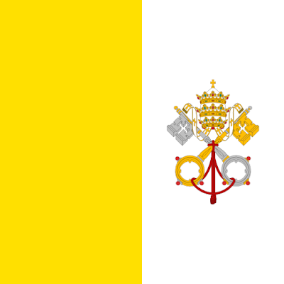 Download The Vatican City Flag Free
