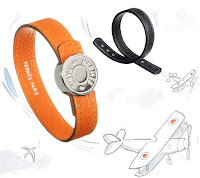 Hermes Bracelet Leather2