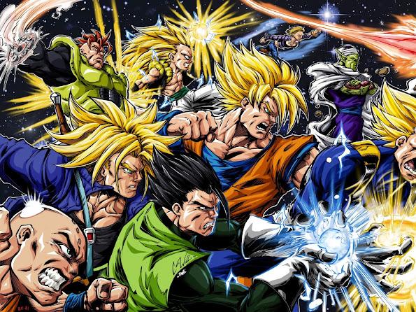 Dragon Ball Z 9c