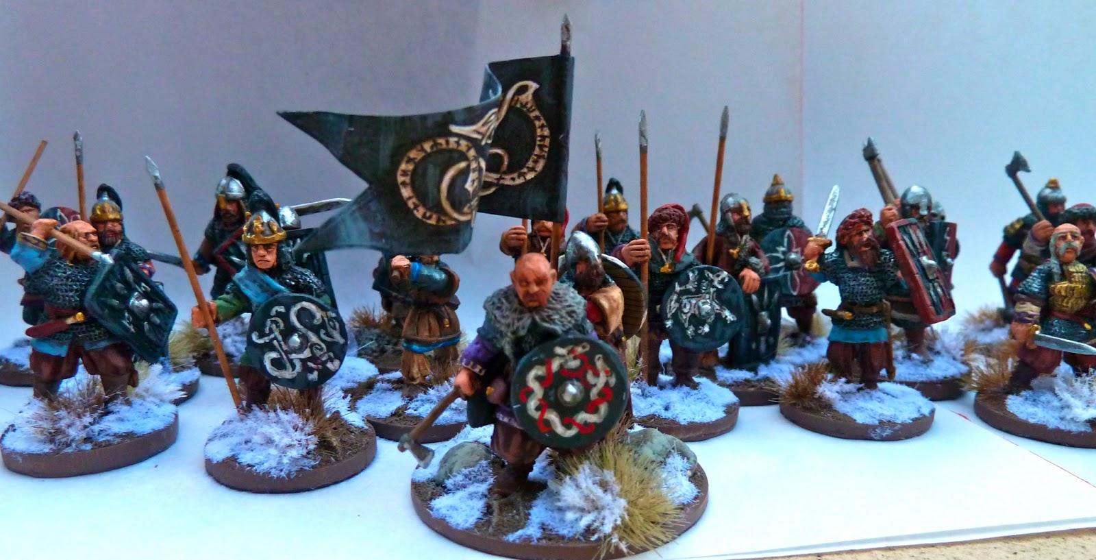 Dux Homunculorum New For Saga The Pagan Rus